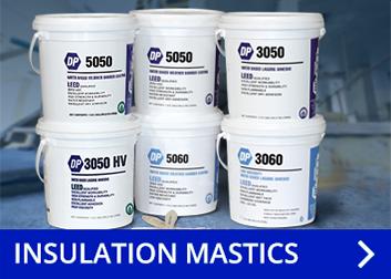 dp insulation mastics